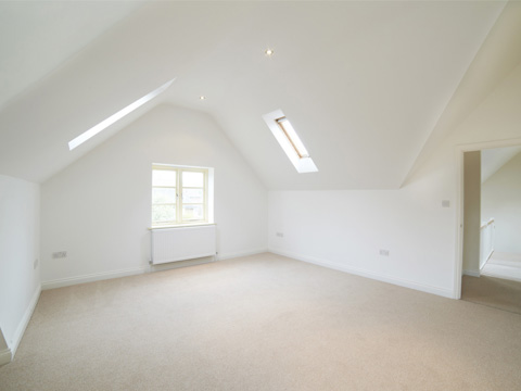Attic & Garage conversion
