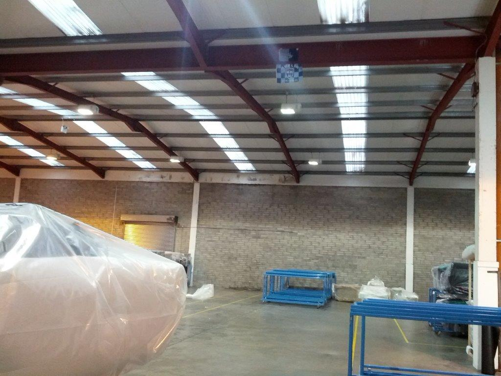 Building Renovation DFS furniture Distribution Depot Dublin