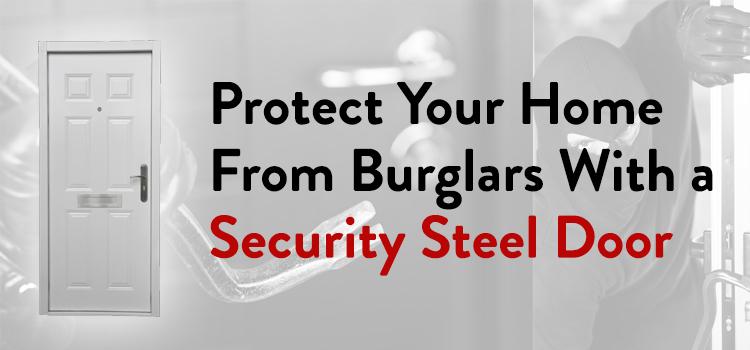 Security Steel Front Doors Dublin