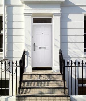 Home Security Door Dublin