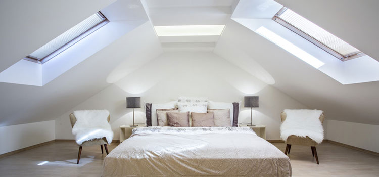 Steel Beams Attic Conversion Dublin
