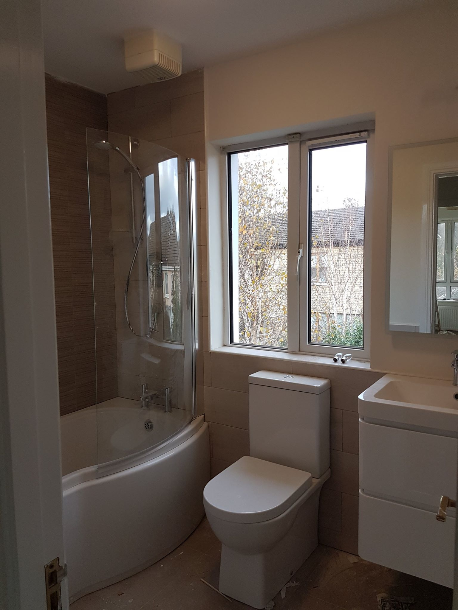 Bathroom Refurbishment Clontarf